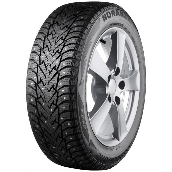 Bridgestone Noranza-1 naast