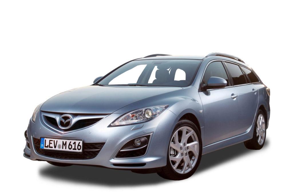 Mazda 6 Man
