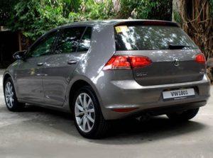 Volkswagen Golf Aut