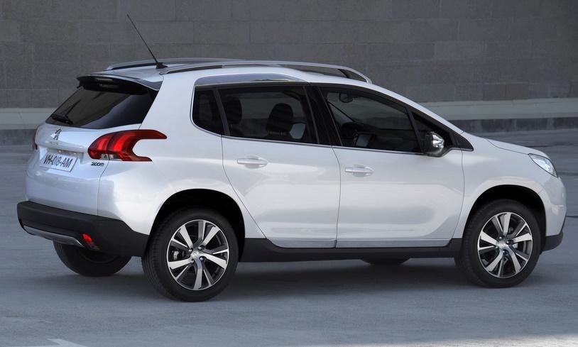 Peugeot 2008SUV Aut