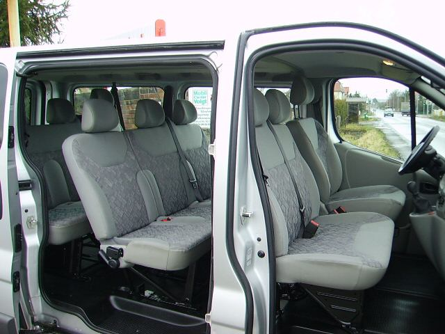 opel vivaro 1 8 baltic car rental. Black Bedroom Furniture Sets. Home Design Ideas